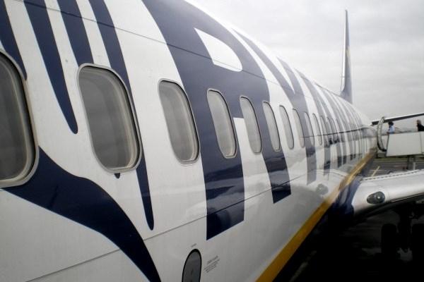 Un avion de la compagnie aérienne Ryanair  | © QuelleCompagnie.com