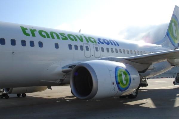 Un avion de la compagnie aérienne Transavia  | © QuelleCompagnie.com