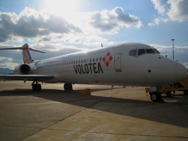 Un avion de la compagnie aérienne Volotea  | © QuelleCompagnie.com