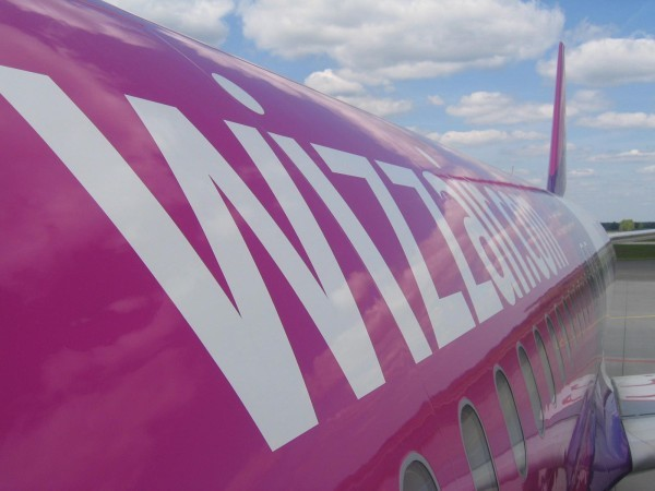 Un avion de la compagnie aérienne Wizz Air  | © QuelleCompagnie.com